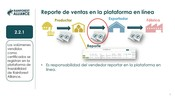 ES 2.2 - Traceability in the Online Platform